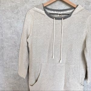Roxy | Pullover hooded sweater. Sz XS